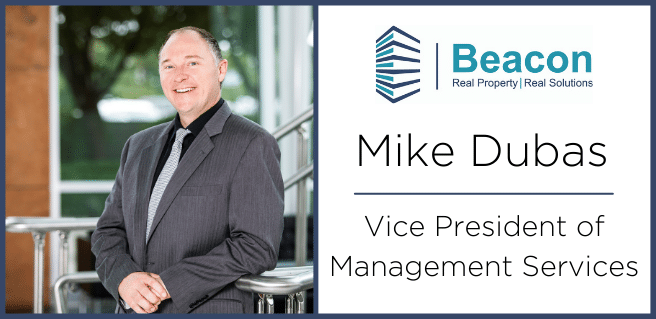 Mike Dubas with Beacon Management Services