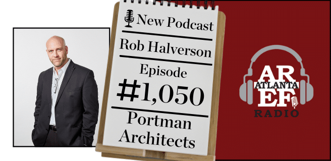 graphic advertising rob halverson of portman architects on radio