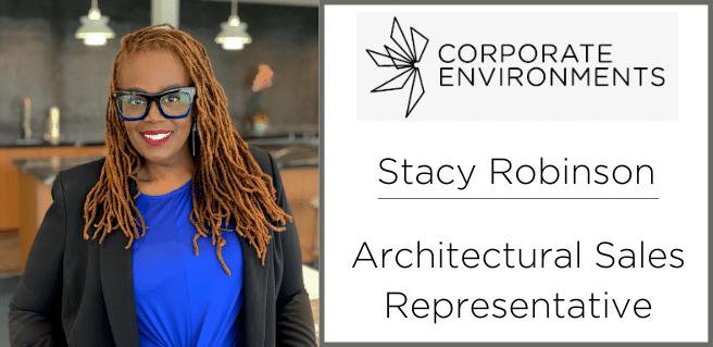 Stacy Robinson Corporate Environments headshot