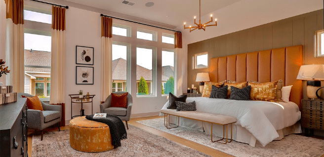 photo of designer debut model home at glenhaven at ridgewalk by david weekley homes