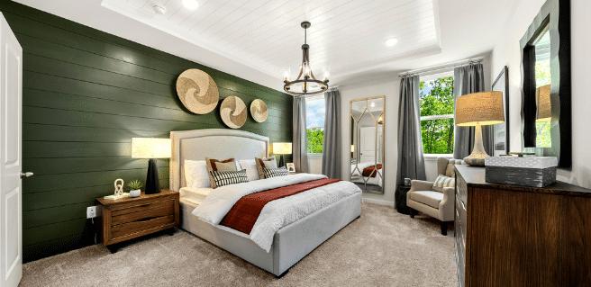 Davidson Homes Mountainbrook Interior Bedroom