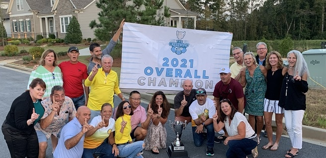200+ Pickleball Players Compete in Kolter Homes Inaugural Cresswind Cup