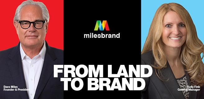 Milesbrand graphic